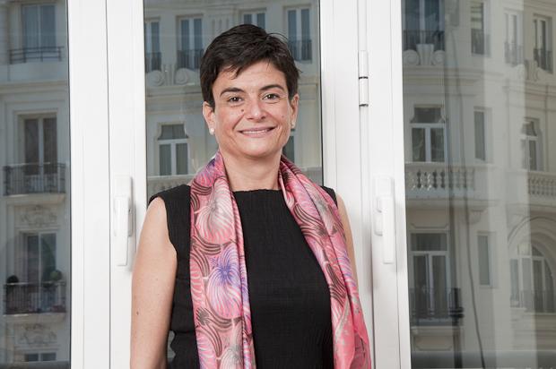 Antonia Magdaleno entrevistada por Levante TV