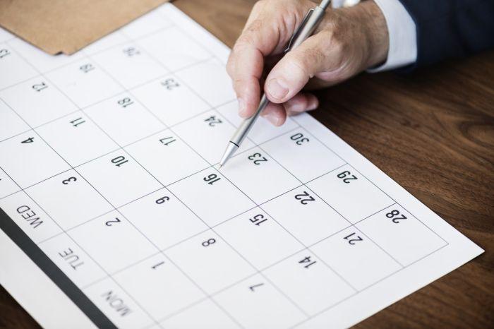 Calendario laboral: jornada irregular y horario de trabajo