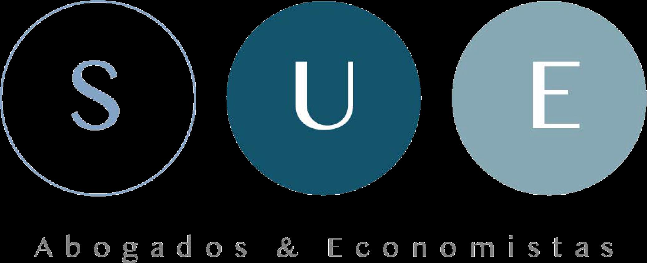 SUE Abogados & Economistas