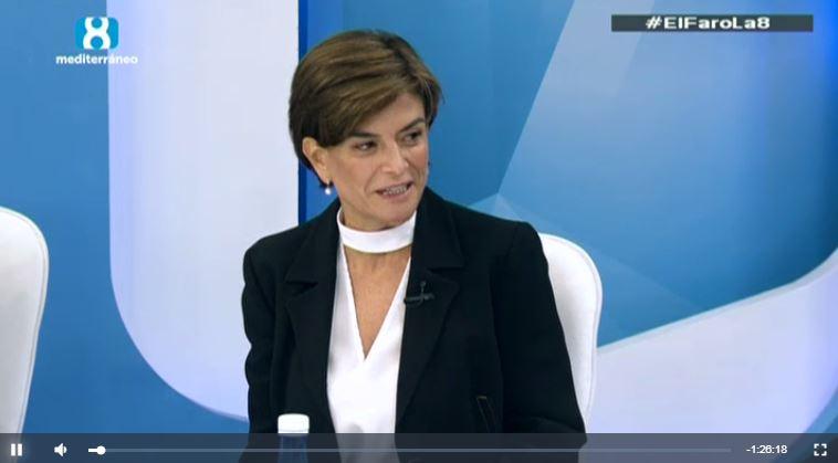 Antonia Magdaleno participa en la tertulia de El Faro centrada en la violencia machista
