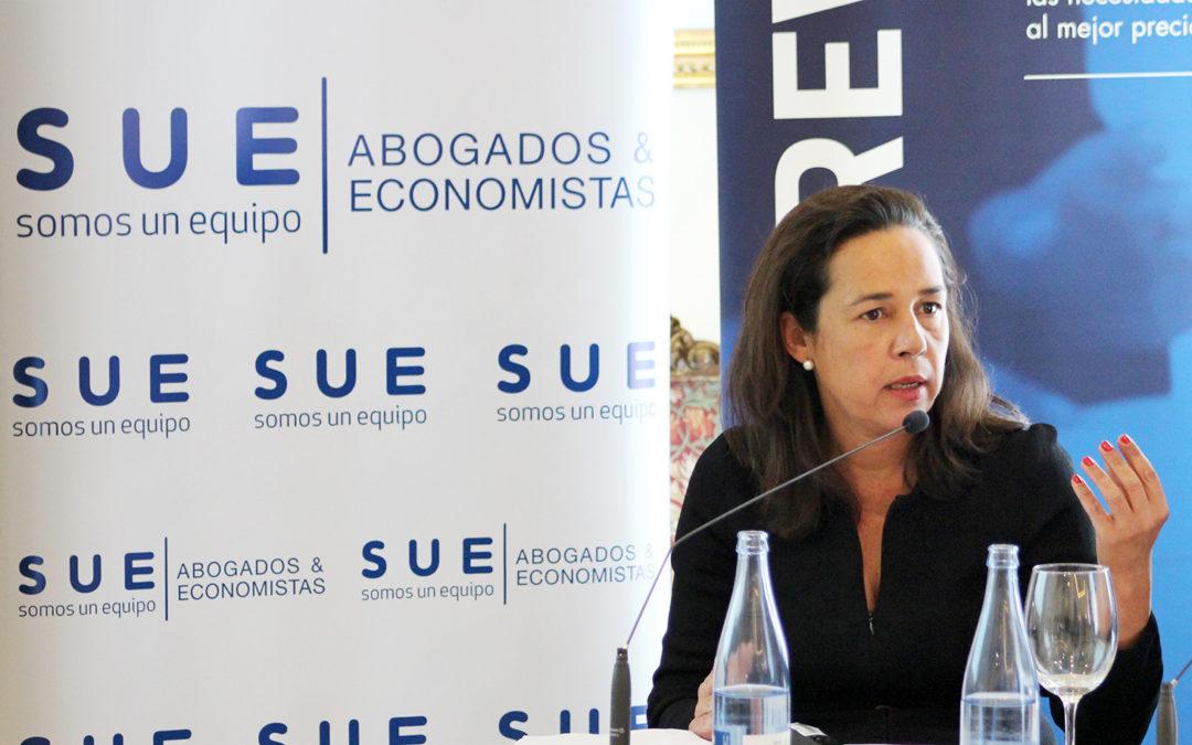 """Beatriz Carbonell: """"la nueva regulación hipotecaria contendrá la tendencia alcista en el mercado inmobiliario"""""""