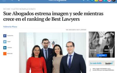 Así han contado los medios nuestro crecimiento en el ranking de Best Lawyers