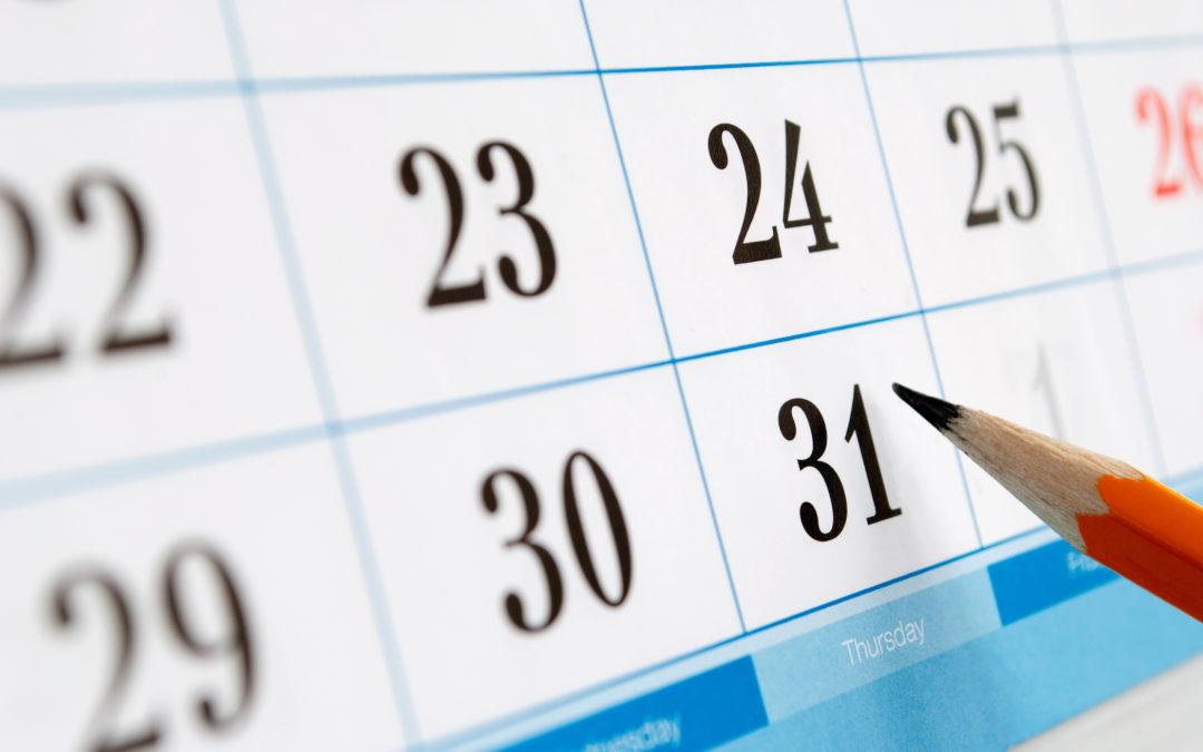Recuerda: se mantienen las obligaciones fiscales durante los meses de marzo y abril a pesar del estado de alarma