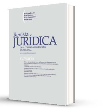 Cláusulas IRPH tras la STJUE de 3 de marzo de 2020: reflexiones críticas en la Revista Jurídica de la Comunidad Valenciana (Tirant lo Blanch)